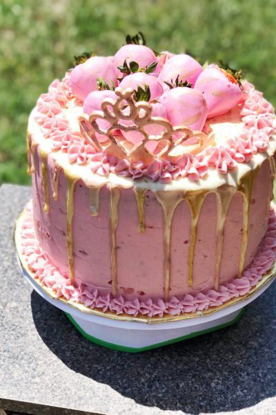 A Royal Cake Fit For A Princess